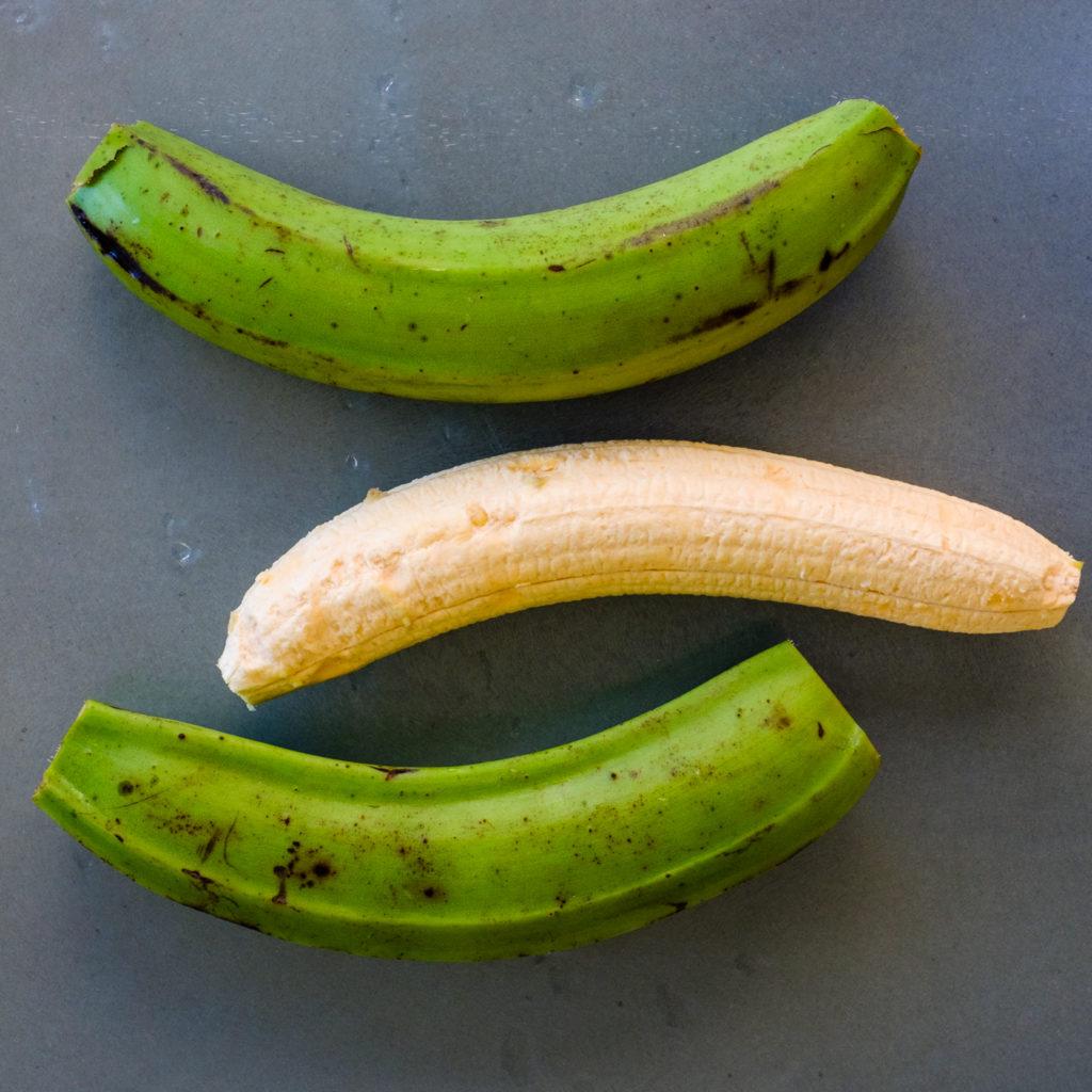 Green plantain