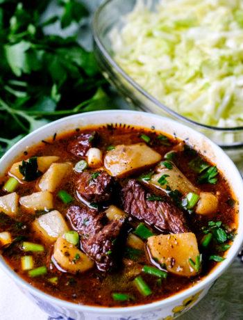 Beef stew lectin free