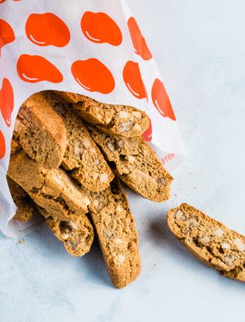Italian Almond lectin-free Biscotti