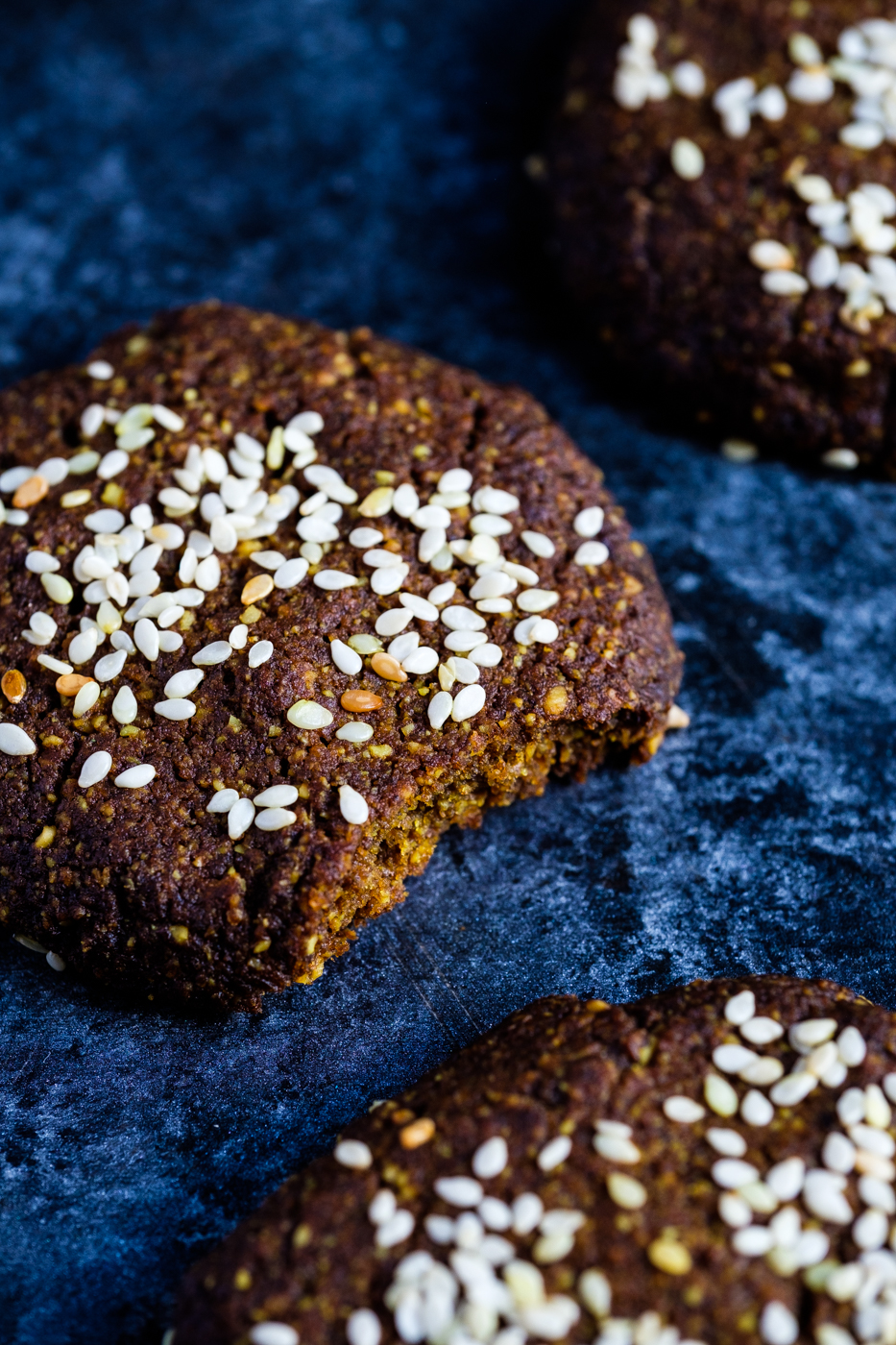 Grain Free Olive Oil Sesame Cookies Creative In My Kitchen Via This Post Contains Affiliated Links Which Means I Get A Small Commission If You Choose To Purchase Something One Of At No Extra Cost