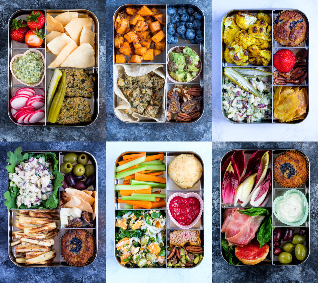 New Foods Ideas For Lunch Box