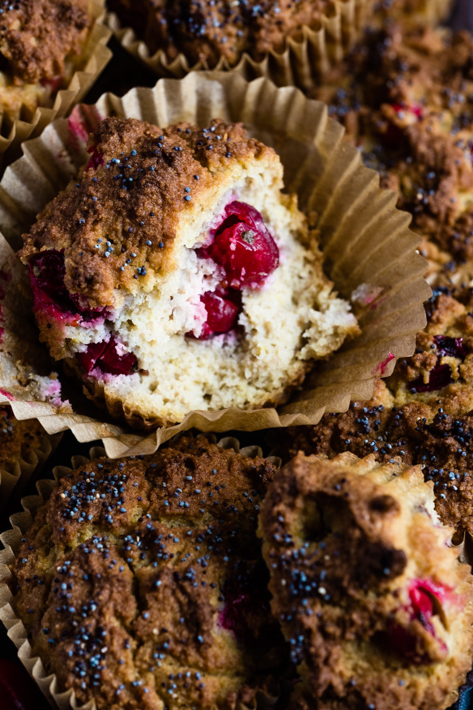 The Lectin-Free Orange Cranberry Muffins look yummy