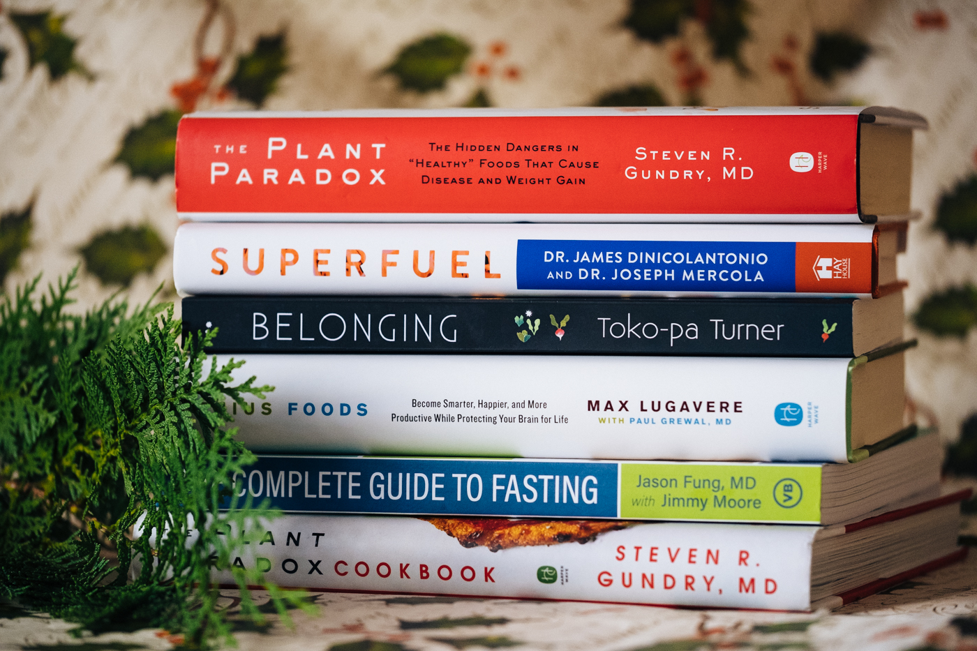 Plant paradox approved gift guide, books for the book lovers