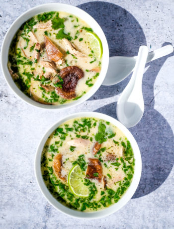 coconut chicken soup lectin free