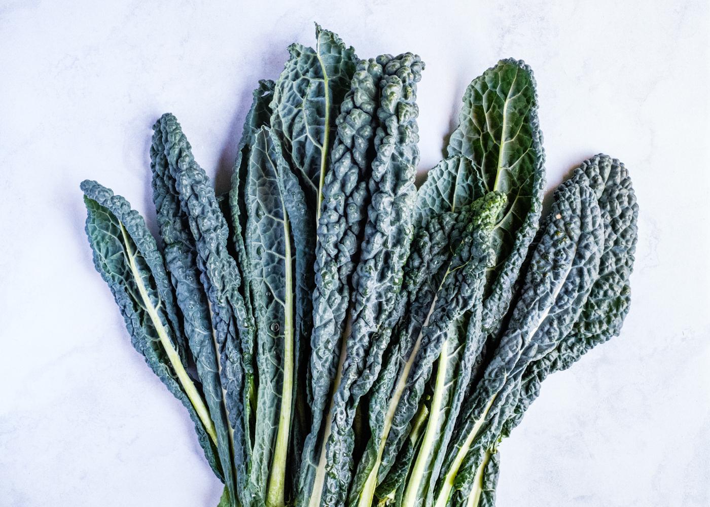 Lacinato kale used for this pesto