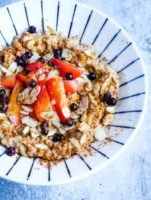 millet porridge lectin free