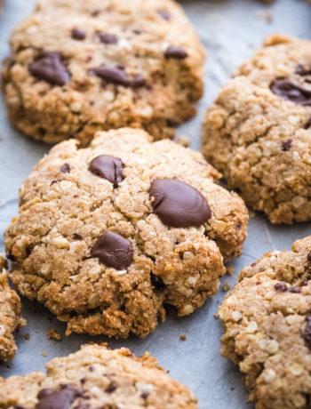 Lectin free chocolate chip cookies