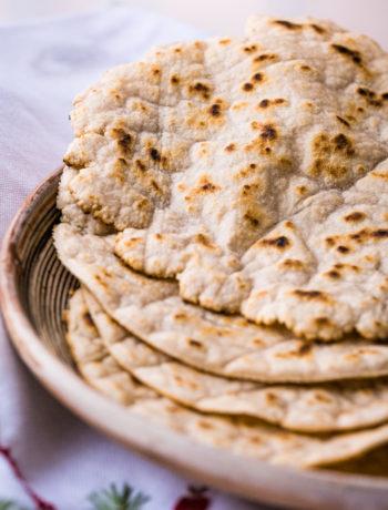 cassava tortillas