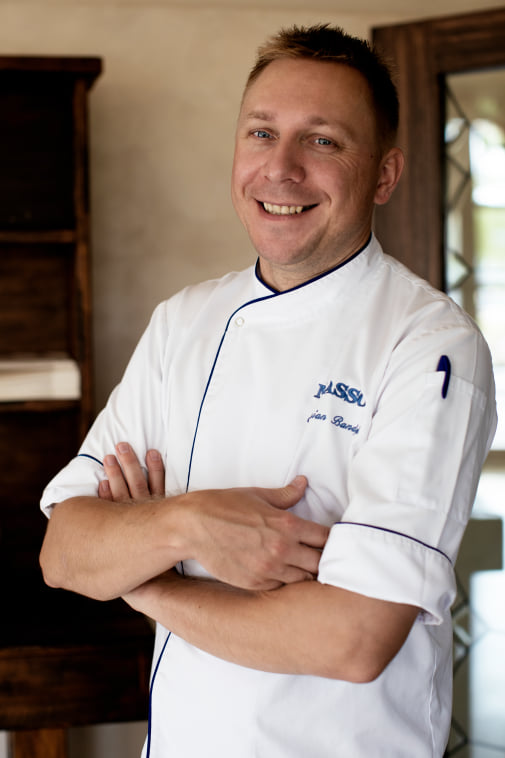 Chef Adrian Bandyk