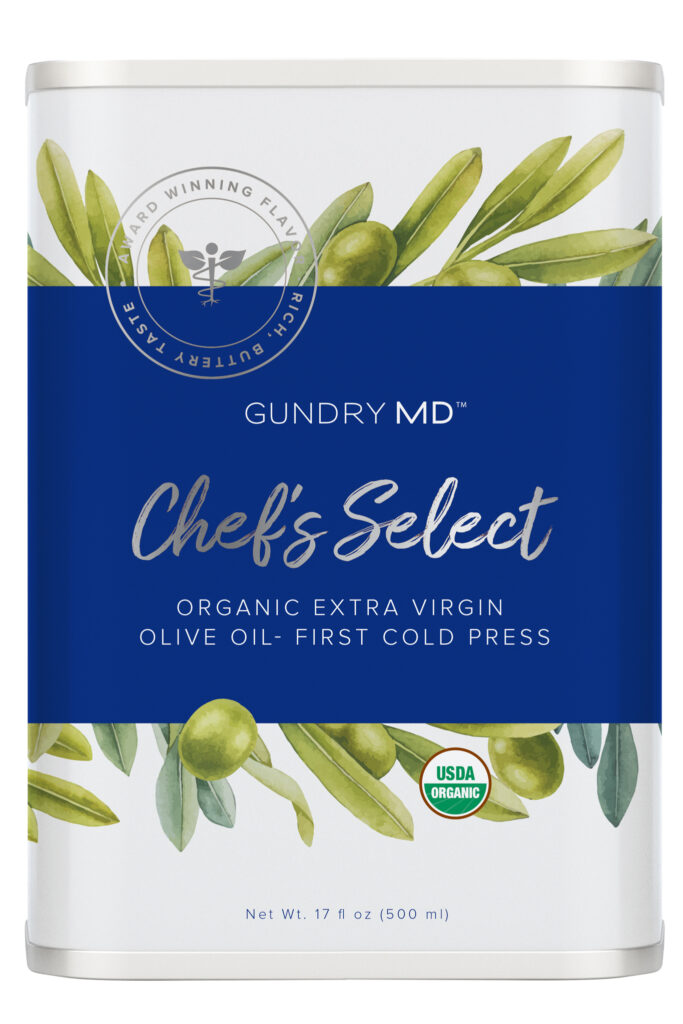 Gundry MD olive oil