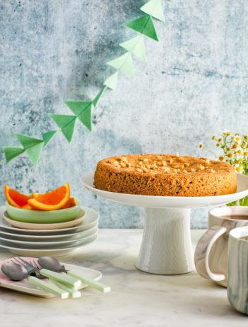 gundry olive oil walnut spice cake